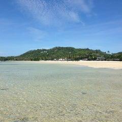 Photo taken at Samui Beach Village Hotel by Bambola S. on 8/20/2013