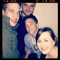 Photo taken at Club Chonradh na Gaeilge by Peadar d. on 5/11/2013