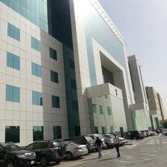 Photo taken at Tatweer Towers by Mahesh B. on 12/15/2012