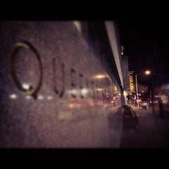 Photo taken at Queens Central Library by Luke W. on 11/20/2012