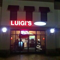 Photo taken at Luigi's Italian Cuisine by Wesley S. on 12/2/2012