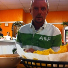 Photo taken at Taqueria Guadalupana by Wesley S. on 3/16/2014