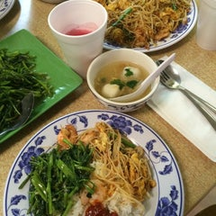 Photo taken at Lion City Chinese Cafe by Liz G. on 10/30/2015