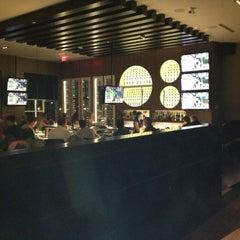 Photo taken at CHOP Steakhouse Bar by David C. on 10/25/2012