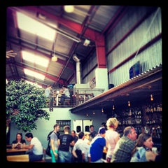 Photo taken at Southern Pacific Brewing by miten s. on 4/28/2013