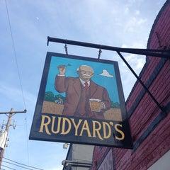 Photo taken at Rudyard's British Pub by  ℋumorous on 5/18/2013