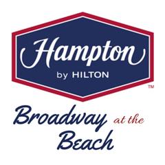 Photo taken at Hampton Inn - Broadway at the Beach by Hampton Inn - Broadway at the Beach on 11/13/2015