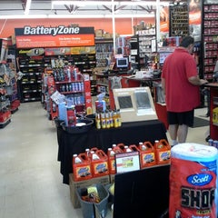 Photo taken at AutoZone by Rivers T. on 7/13/2013