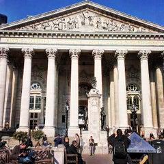 Photo taken at The Royal Exchange by Oleg D. on 5/21/2013