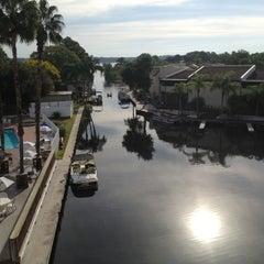 Photo taken at Lake Tarpon Resort by Steven on 9/30/2012