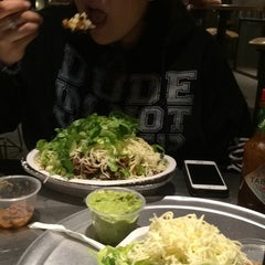 Photo taken at Chipotle Mexican Grill by Jane Y. on 10/21/2014