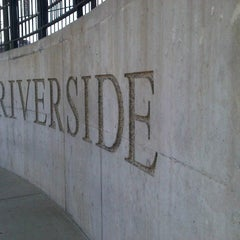 Photo taken at MBTA Riverside Station by Keith (Keefy) C. on 6/25/2013