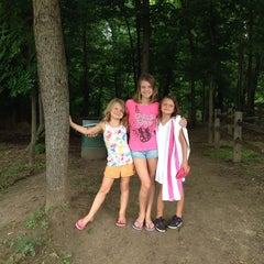Photo taken at Indian Camp Creek Park by Melissa M. on 8/4/2013
