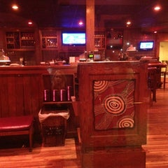 Photo taken at Outback Steakhouse by Brian D. on 1/2/2013