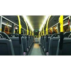 Photo taken at SMRT Buses: Bus 190 by Wolfgang J. Pereira on 4/3/2015