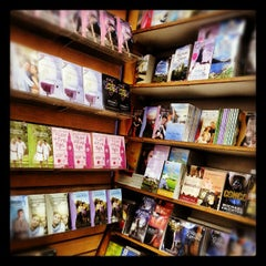 Photo taken at Gramedia by Vivi T. on 1/5/2013