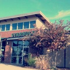 Photo taken at Starbucks by Saul C. on 11/16/2012