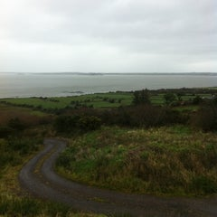 Photo taken at Castlegregory by Francesca S. on 12/6/2012
