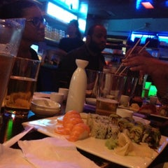 Photo taken at Kumo Sushi by Justin K. on 9/29/2012
