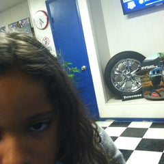 Photo taken at Mill Street Tire by Dawn P. on 1/8/2013