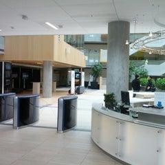 Photo taken at Microsoft Building 99 by Stuart B. on 3/15/2013
