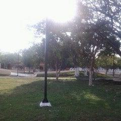 Photo taken at Parque Villas del Sol by Gelasio C. on 4/5/2013