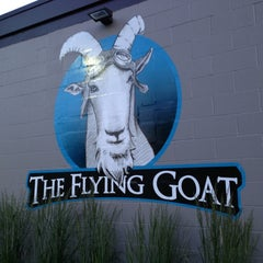 Photo taken at The Flying Goat by Sarah O. on 6/14/2013
