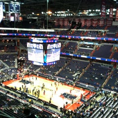 Photo taken at Washington Wizards by Dm S. on 1/4/2013