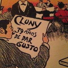 Photo taken at Cluny by Bibyru on 7/14/2013