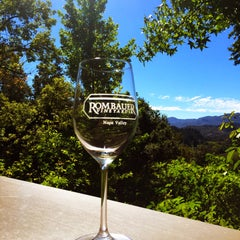 Photo taken at Rombauer Vineyards by Danny N. on 9/26/2015