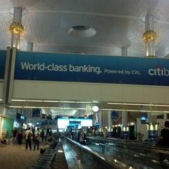 Photo taken at Terminal 1 المبنى by Chin T. on 9/17/2012