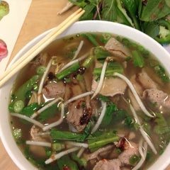 Photo taken at Pho So 1 by Kien P. on 11/25/2012