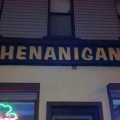 Photo taken at Shenanigans Pub by Karin B. on 10/31/2012