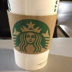 Photo taken at Starbucks by Tyler S. on 10/1/2012