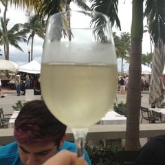 Photo taken at Tides South Beach l King & Grove by Susan S. on 1/19/2013