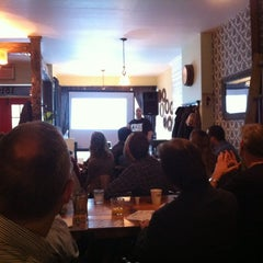 Photo taken at La Bistrote by Micheline B. on 10/10/2012
