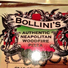 Photo taken at Bollini's Pizzeria Napolitana by Eric S. on 12/8/2012