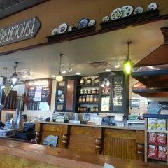 Photo taken at Potbelly Sandwich Shop by Ashwin on 8/10/2013