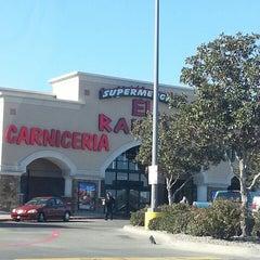 Photo taken at El Rancho Supermercado by Ashwin on 1/5/2014