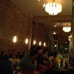 Photo taken at Salon Schmitz by Daniel C. on 10/29/2012