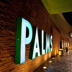 Photo taken at Palms Casino Resort by M Y. on 11/29/2012