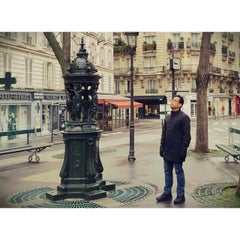 Photo taken at Lycée Notre Dame de Sion by Miguel B. on 3/1/2015