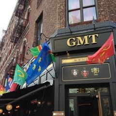 Photo taken at GMT Tavern by Amber M. on 4/20/2013