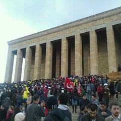 Photo taken at Ankara by Derya Özgü Ş. on 11/12/2012