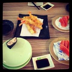 Photo taken at Sakae Sushi by Wanie I. on 5/4/2013