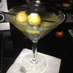 Photo taken at Olive Black Martini and Wine Lounge by Meghan on 6/9/2013