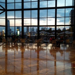 Photo taken at Brookfield Place by Masha P. on 7/14/2015