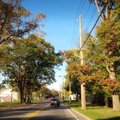 Photo taken at Staten Island, NY by Masha P. on 10/28/2014