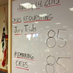 Photo taken at Jury Duty by Lisa M. on 1/14/2013