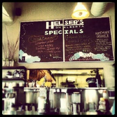 Photo taken at Helser's on Alberta by Krys R. on 2/24/2013